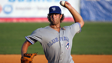 Daniel Norris is 1-1 with a 3.75 ERA in three outings for Bluefield.