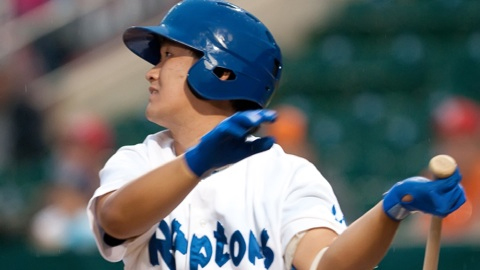 Tae-Hyeok Nam's cycle was the Pioneer League's second this year.
