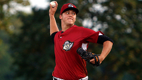 Jameson Taillon threw 46 of 67 pitches for strikes at Trenton.